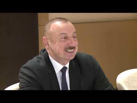 Președintele Republicii Moldova a avut o întrevedere cu Președintele Republicii Azerbaidjan