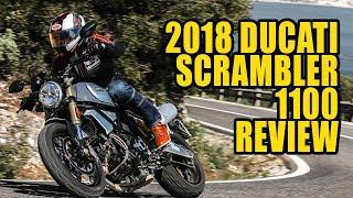 5. 2018 Ducati Scrambler 1100 Review