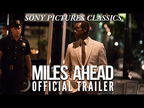 'MILES AHEAD' movie - (Don Cheadle in the title role)