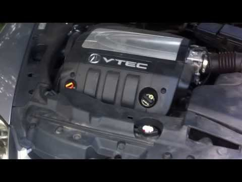 Whining Noise from 2005 Acura RL alternator at idel speed