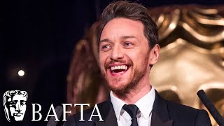 All the best bits from the red carpet and ceremony at the British Academy Scotland Awards in 2016 including interviews with James McAvoy, Peter Capaldi and Outlander stars Caitriona Balfe and Sam Heughan.subscribe to BAFTA ⏩ https://youtube.com/user/BAFTAonlinecheck out BAFTA Guru ⏩ https://youtube.com/user/BAFTAGuru⏬  stay up to date ⏬ Twitter: @BAFTA: https://twitter.com/BAFTA @BAFTAGuru: https://twitter.com/BAFTAGuru @BAFTAGames: https://twitter.com/BAFTAGames Facebook: https://www.facebook.com/baftaInstagram: http://instagram.com/baftasign up for our newsletter: http://guru.bafta.org/newsletter subscribe to our podcasts:iTunes: http://bit.ly/Vz84HI Soundcloud: https://soundcloud.com/baftavisit our websites to find out more:http://www.bafta.org/guruhttp://www.bafta.org