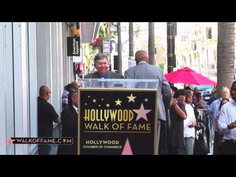 Barry White Walk of Fame Ceremony