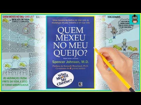 QUEM MEXEU NO MEU QUEIJO? | COMO LIDAR COM AS MUDANÇAS | SPENCER JOHNSON | RESUMO ANIMADO