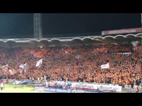 Girondins Bordeaux - Eintracht Frankfurt 28.11.2013 (видео)