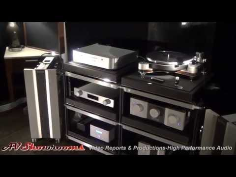 Hanson Audio Video, Magico, Plinius, Octave amps, Clearaudio, Nordost Cable