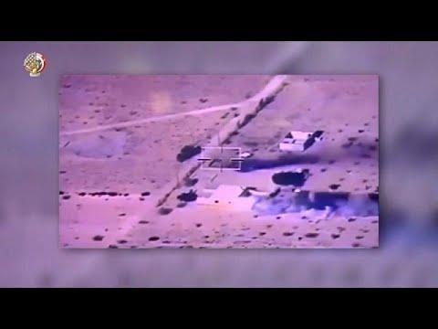 Ägyptens Armee tötet erneut 10 Extremisten bei Anti ...