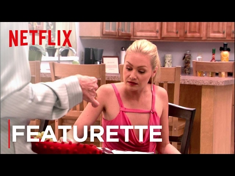 Arrested Development - Behind the Scenes | Portia de Rossi's Favorite Moments | Netflix