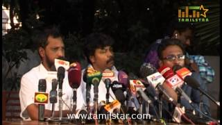 National Award Winning Thanga Meengal Movie Team Press Meet