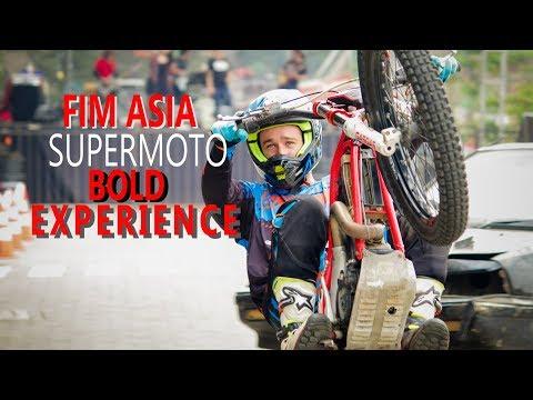 FIM Asia Supermoto Bold Experience