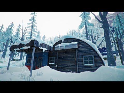 SURVIVOR FINDS SECRETS IN DERELICT GAS STATION - The Long Dark Interloper 2017 Gameplay Ep 6