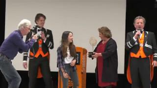 Eerste prijs Trashbash
