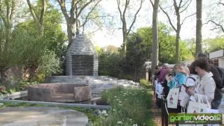 #1158 Chelsea 2013 - Vergiss mich nicht Garten von Jinny Blom