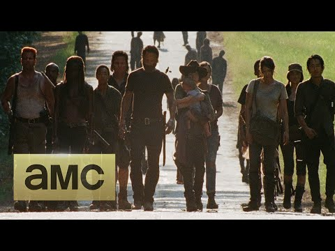 The Walking Dead 5.10 (Clip 1)