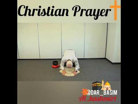 Orthodox Jewish & Christian Prayer Similiar To Muslim Prayer
