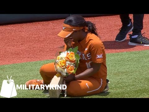 Deployed Big Brother Delivers Softball Game Surprise   MIlitarykind