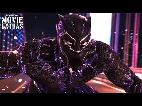 BLACK PANTHER | All Release Clips & Trailer [Blu-Ray/DVD 2018]