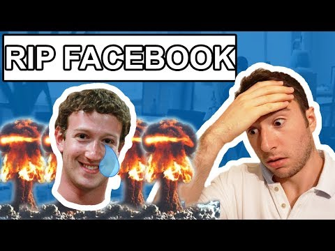 -24% FACEBOOK CRASH   Why FB Stock Is Down July 2018