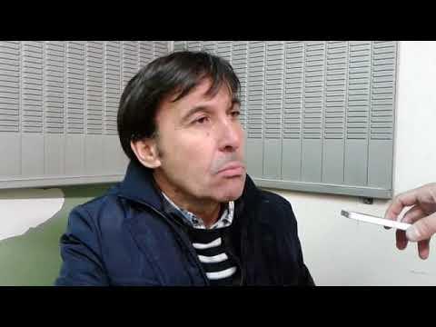 Interview d'après match de  Fabien  CROZE  (OSQ-AILLY)