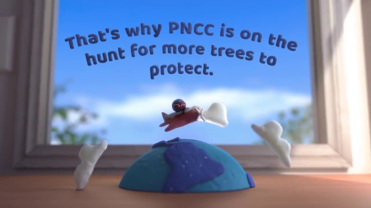 YouTube placeholder image shows still from animated notable tree video.