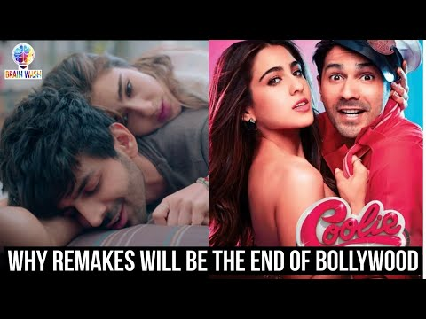 Why Remakes will be the End of Bollywood | Brainwash