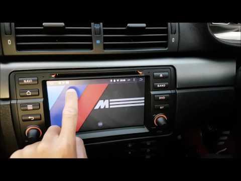 Erisin (ES2046B) Andorid BMW E46 head unit