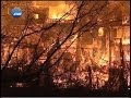 Video: Ancient Tibet town Shangri-la burns