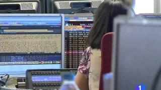 Reportaje en tve sobre creación de agencia eurpea de rating (IEB)