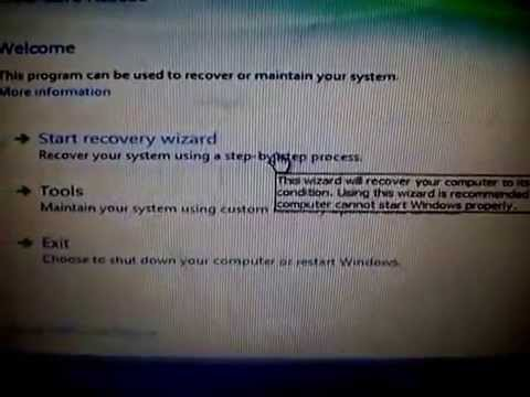 how to format sony e series laptop
