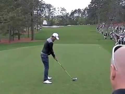 Matt Jones, PGA Tour, Australian Professional Golfer Driver Slow motion DL