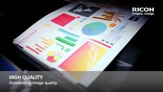 Video giới thiệu máy in RICOH SP C250DN