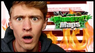 • TRY TO SCARE ME!! | SEND ME SPOOKY MINECRAFT MAPS! | Minecraft Maps Livestream