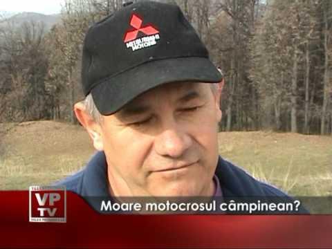 Moare motocrosul câmpinean?