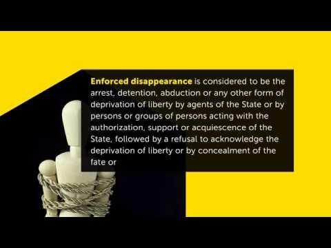UAE: the enforced disappearance reality حقيقة الاختفاء القسري في الامارات