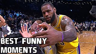 Video LeBron James BEST FUNNY MOMENTS MP3, 3GP, MP4, WEBM, AVI, FLV Juli 2019