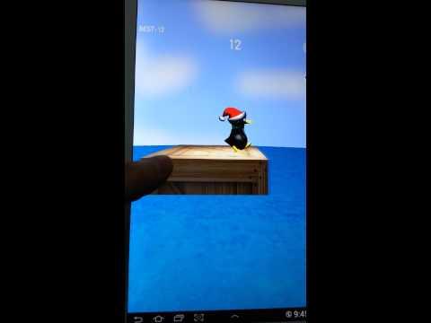 Video of Hoppy Penguin