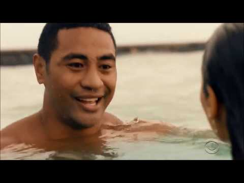 Hawaii Five-0 9x03 Junior and Tani Scenes - Impression of Danny, Junior's Sister &MORE