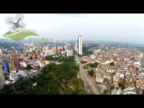 Recorrido aéreo en HD por 5 ríos de Colombia