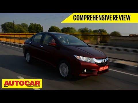 New 2014 Honda City | Diesel & Petrol Drive Review Video | Autocar India