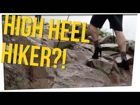 Teen Climbs Highest British Mountain in 5\