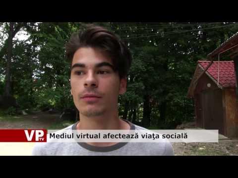 Mediul virtual afectează viaţa socială