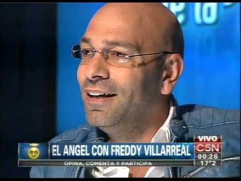 C5N - EL ANGEL DE LA MEDIANOCHE CON FREDDY VILLARREAL (PARTE 1)