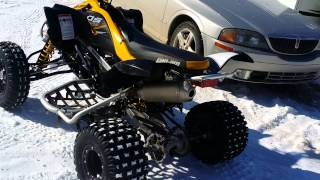 9. Gregz 2012 Can-Am DS 450 X MX
