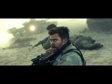12 STRONG Official Trailer 2018 Chris Hemsworth War Drama Movie HD 1