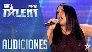 Nuestra Beyoncé española | Audiciones 5 | Got Talent España 2016