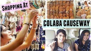 Colaba India  City pictures : Vlog: Shopping At Colaba Causeway