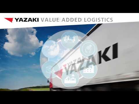 YAZAKI - Global Footprint