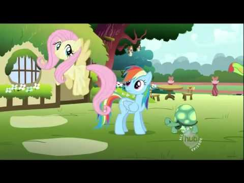 May the best pet Win - Fluttershy and Rainbow Dash's song
