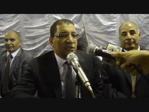 بالفيديو.. أبوكراع.. تدشين مقر حلوان كان حلما بعيد المنال  تحقق بالسعى والإصرار