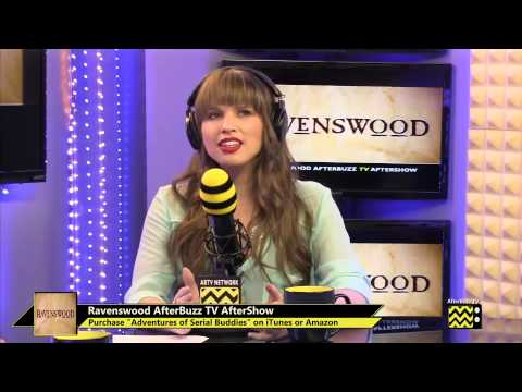 """Ravenswood After Show Season 1 Episode 8 """"I'll Sleep When I'm Dead"""" 