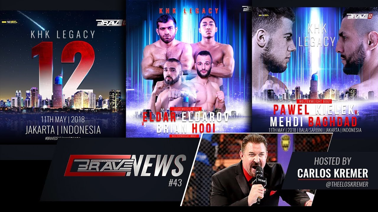 Brave News #43: Brave 11 recap; Brave 12 gets first its fights for Indonesia